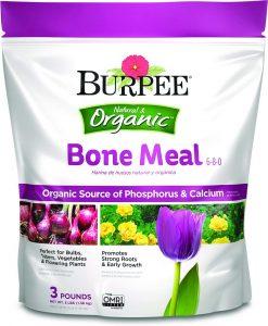 Burpee Bone Meal Organic Fertilizer