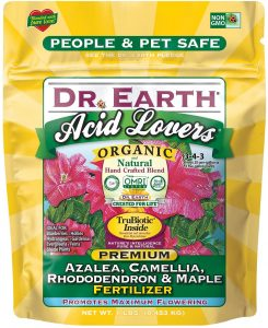 Dr. Earth Natural Fertilizer