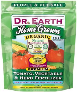 Dr. Earth Organic Tomato Vegetable