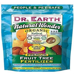 Dr. Earth Store Organic Fruit Tree Fertilizer