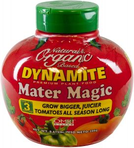Dynamite Mater Magic Plant Food