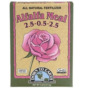 Earth Organic Alfalfa Best Organic Fertilizer