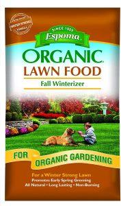 Espoma Organic Fall Fertilizer