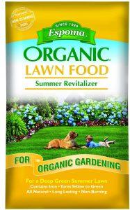 Espoma Organic Summer Fertilizer