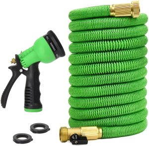 GYAKO 100 ft Expandable Garden Hose