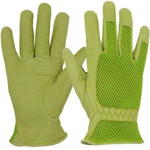 Handlandy Pigskin best gardening glove