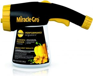 Miracle-Gro Performance Organics
