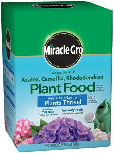 Miracle-Gro Water-Soluble Fertilizer