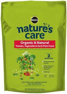 Nature's Care Organic & Natural Fertilizer