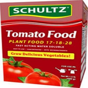 Schultz Water Soluble Tomato Food