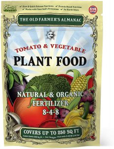 The Old Farmer's Almanac Organic Plant Fertilizer