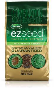 Scotts Combination Mulch, Seed & Fertilizer