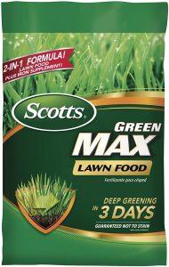 Scotts Green Max Lawn Food