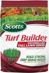 Scotts Turf Builder Winter Guard Fall Lawn Food