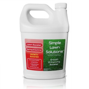 Simple Lawn Solutions Growth Enhancing Booster